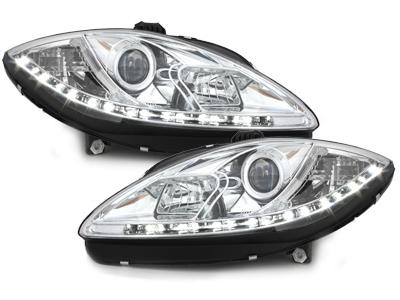 LED TAGFAHRLICHT Scheinwerfer Seat Altea + Altea XL 09+ chrom